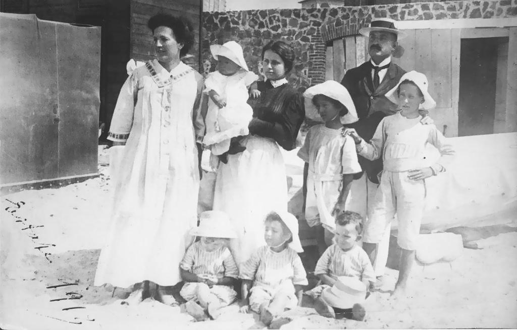 Foto dell'estate 1913